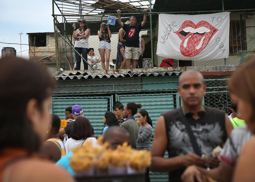 Pleased to meet you: Rolling Stones treat Cuba to spectacular and historic gig
